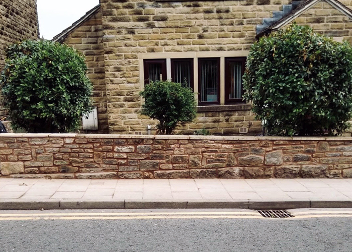 Pointing Service Manchester Bungalow Royton. Brick Pointing Company Oldham.